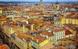 foto Bordeaux steden cultuur Frankrijk vakantie