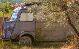 foto Citroën HY Zuid Frankrijk