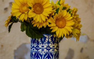 zonnebloemen Zuid Frankrijk