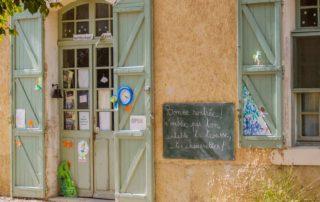 foto schoolgebouw Lot-et-Garonne