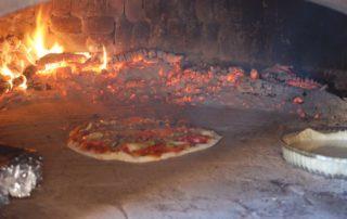 foto pizza oven Domaine du Merlet