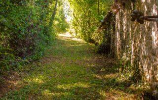 pad Domaine du Merlet vakantie domein Zuid Frankrijk