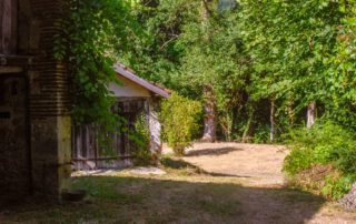 Domaine du Merlet vakantie zomer