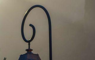 foto lantaarnpaal Frankrijk zomer vakantie