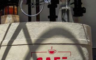 fietsen Lot-et-Garonne Canal des 2 mers Agen Domaine du Merlet