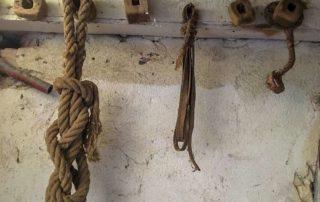 foto stilleven touwen Domaine du Merlet Zuid Frankrijk
