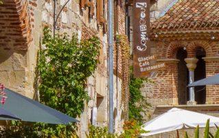 restaurants Penne d'Agenais Lot-et-Garonne Frankrijk