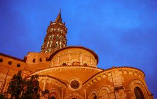 foto Toulouse steden Zuid Frankrijk