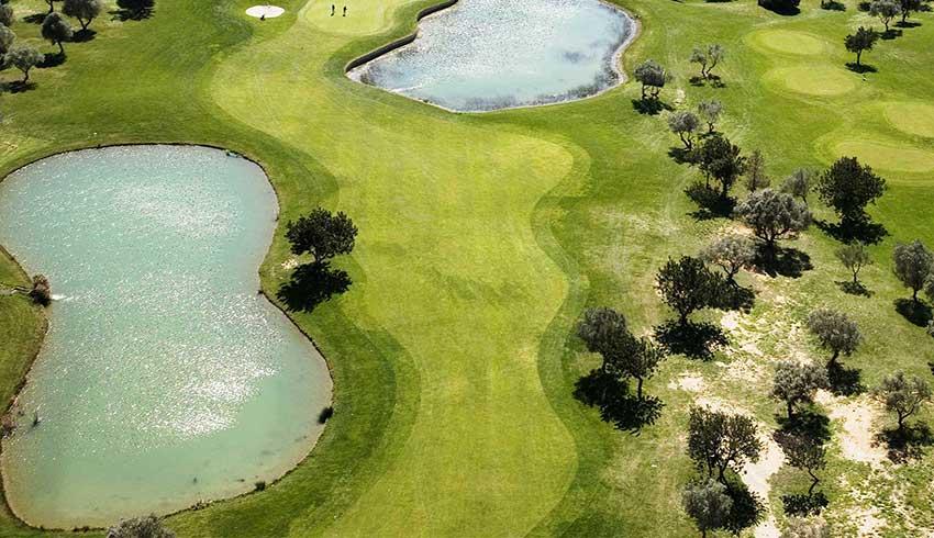 golf spelen Domaine du Merlet Zuid Frankrijk activiteiten