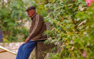 foto Fransman Zuid Frankrijk leven