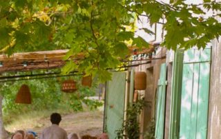 foto restaurant sluis canal des 2 mers Zuid Frankrijk