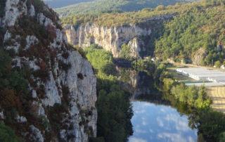rivier Lot omgeving Lot-et-Garonne Zuid Frankrijk